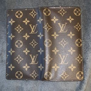 Lv Brazza Wallet, 100% Authentic
